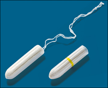 Non-applicator Tampons - pubertyandstuff.com